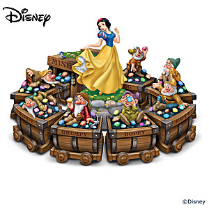 Disney Snow White And The Seven Dwarfs Keepsake Boxes