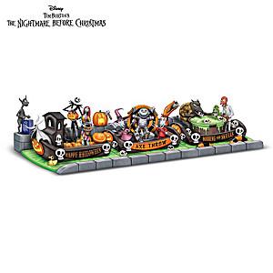 Halloween Carnival Cruise Figurine Collection