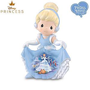 Precious Moments Disney Princess Figurine Collection