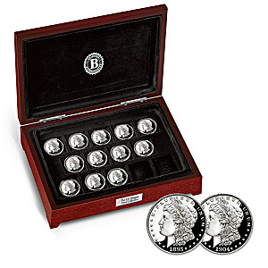 The Complete U.S. Morgan Silver Dollar Proof Collection