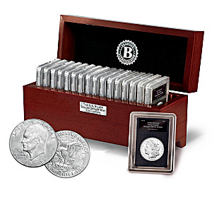 The Complete U.S. Silver Dollar Collection: Denver Mint
