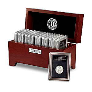 The Last-Year-Of-Issue U.S. Silver Coin Collection