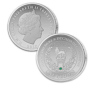 The All-New 2015 Royal Crown Commemorative Coin Collection