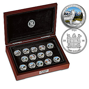 100th Anniversary U.S. National Park Coin Collection