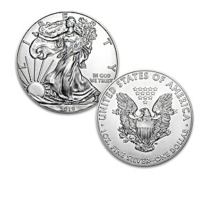 The Complete American Eagle Silver Dollar Collection
