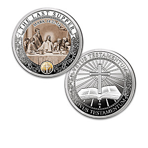 """Greatest Stories Of The Bible"" Proof Coin Collection"