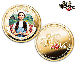 THE WIZARD OF OZ Proof Collection And Display Box