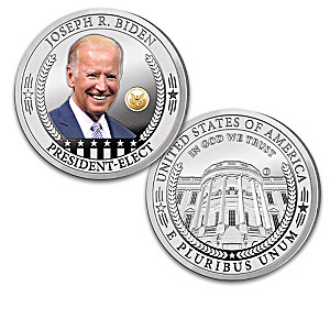 Joseph Biden Proof Coin Collection