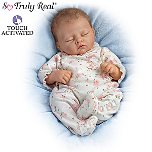 Linda Murray Touch-Activated Baby Doll Collection