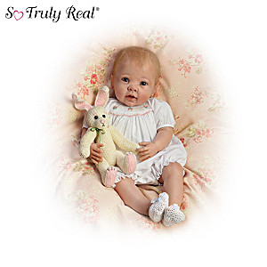 """Linda Murray """"Country Cuties"""" Poseable Baby Doll Collection"""