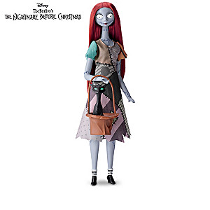 """The Nightmare Before Christmas"" Singing Figure Collection"