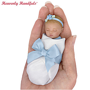 """Storybook Princess Babies"" Miniature Baby Doll Collection"