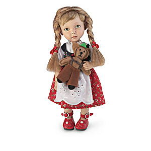 """Hands Across The World"" International Child Dolls"