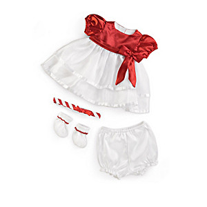 "Baby Doll Holiday Outfits Collection For 20"" - 22"" Dolls"