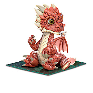 """Mystical Dragonlings"" Poseable Dragon Baby Collection"