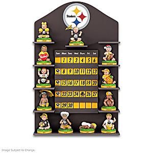 Pittsburgh Steelers Perpetual Calendar With Display
