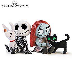 The Nightmare Before Christmas Toddler Doll Collection