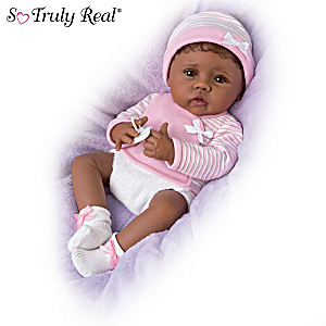 "Linda Murray ""Treasure Every Moment"" Baby Doll Collection"