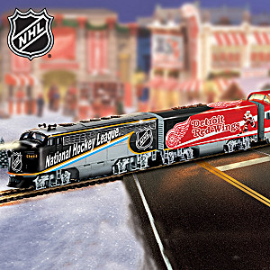 Detroit Red Wings® Championship Express Train Collection