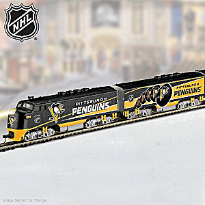 Penguins® Stanley Cup® Express Train Collection