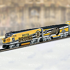 Boston Bruins® Championship Express Illuminated Train