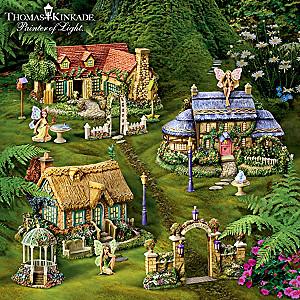Thomas Kinkade Indoor/Outdoor Fairy Garden Collection