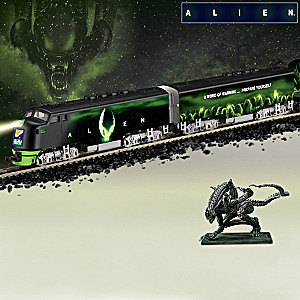 Alien Express Train Collection