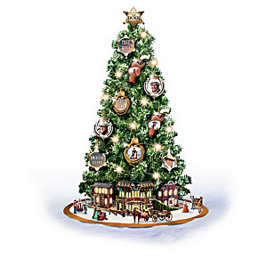 John Wayne Legend Of The West Christmas Tree Collection