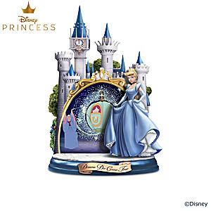 Disney Princess Revolving Sculptures With Music