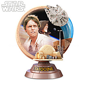 """STAR WARS """"Infinite Universe"""" Sculpture Tribute Collection"""