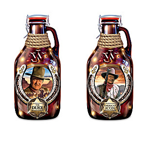 The Duke Illuminated Decorative Growler Collection