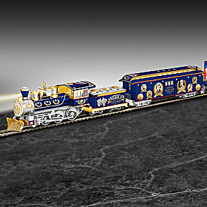 American Civil War Express Electric Train Collection