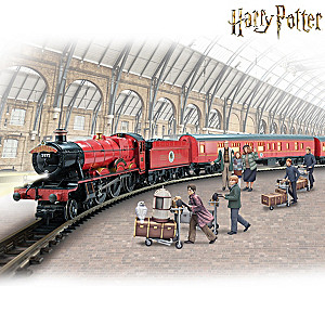 HARRY POTTER HOGWARTS Express Electric Train Collection