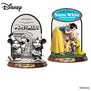 "Disney ""Timeless Classics"" Illuminating Legends Collection"