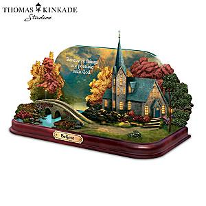 Thomas Kinkade Illuminated Churches Collection