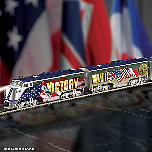 """""""Rise To Victory"""" Electric Train Collection"""