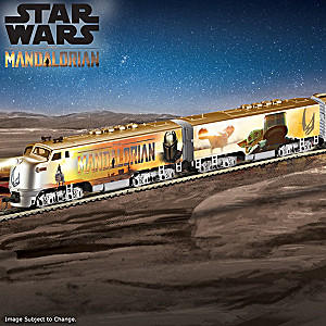 STAR Wars: The Mandalorian Express Train Collection