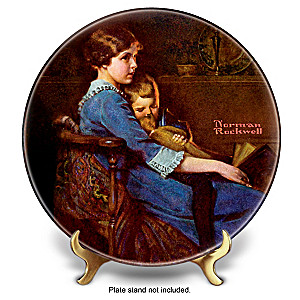 """Norman Rockwell """"Heritage"""" Annual Collector Plate Collection"""