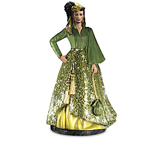 "SCARLETT O'HARA ""GONE WITH THE WIND"" Sculpture Collection"