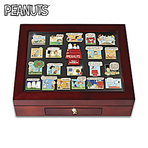 Classic PEANUTS Pin Collection