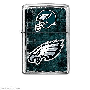 Philadelphia Eagles Zippo® Lighter Collection And Case