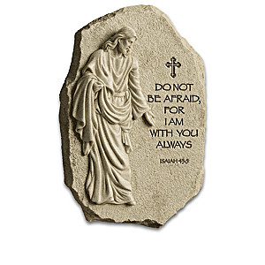 """Cornerstones Of Faith"" Inspirational Plaque  Collection"