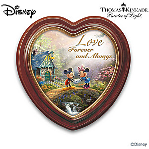 Disney And Thomas Kinkade Wall Decor Collection