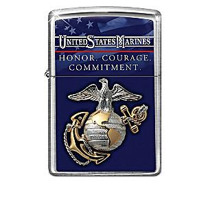 USMC Zippo® Lighter Tribute Collection