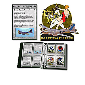Greatest Aircraft Of WWII Patch Collection With Memorabilia