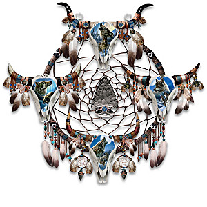 James Meger Wolf Art Glow-In-The-Dark Wall Decor Collection