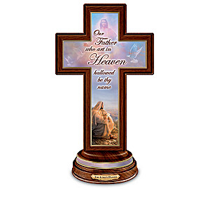 Wonders Of The Lord Lenticular Cross Collection
