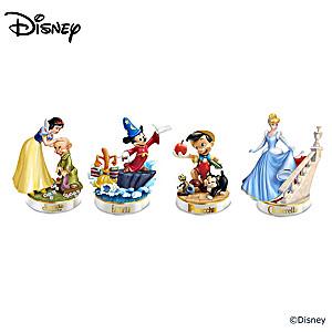 Porcelain Disney Limoges With 22K Gold Accents