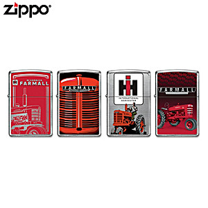 Farmall Tractor Zippo® Windproof Lighter Collection