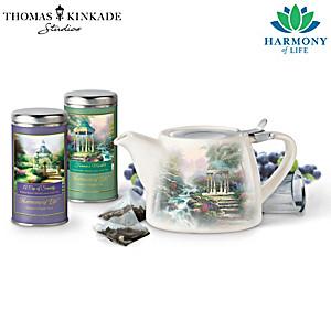 Thomas Kinkade Herbal Tea Subscription